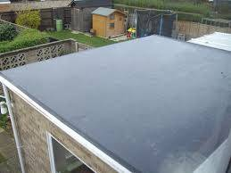 flat roof extention